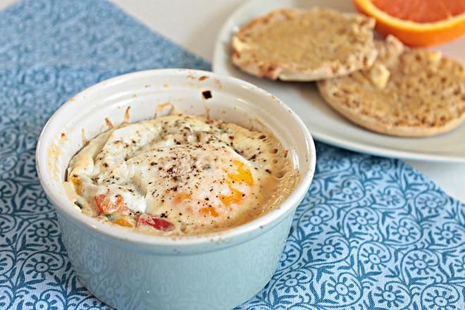 Egg & Veggie Bakes