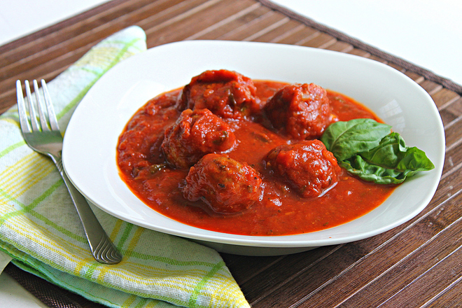 sundried tomato and red pepper meatballs and an easy peasy appetizer ...