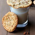 Cinnamon Chip-Toffee Cookies