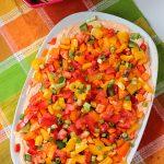 Veggie Taco Dip