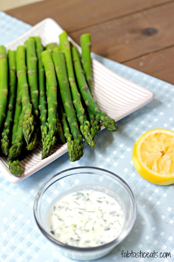 ... asparagus and get to crunchin'! Now come back Friday for something
