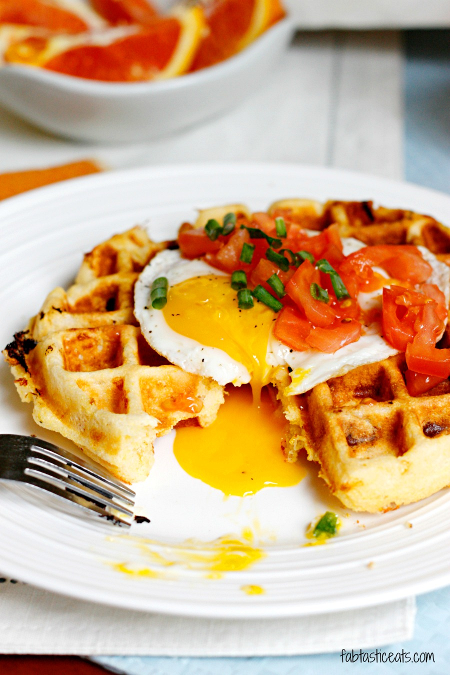 ... chicken and waffle perfect blt sandwich savory cheddar waffle blt with