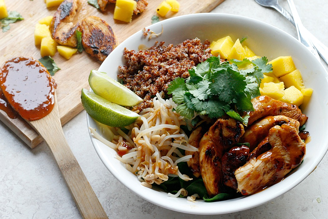 Spicy Thai Coconut Quinoa Recipes — Dishmaps