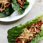 Sloppy Joe Lettuce Wraps