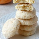 Coconut Grapefruit Sugar Cookies