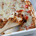 BBQ Chicken Quinoa Bake