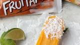 Fruttare Frozen Fruit Bars-Mango Lime Coconut! | Fabtastic Eats