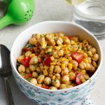 Chili-Lime Chickpea Salad