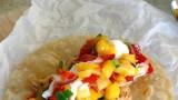 Hot Pepper and Mango Chicken Tacos | Fabtastic Eats